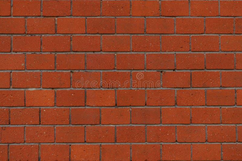 Fond rouge de texture de mur de briques Grande conception pour tous buts photos stock