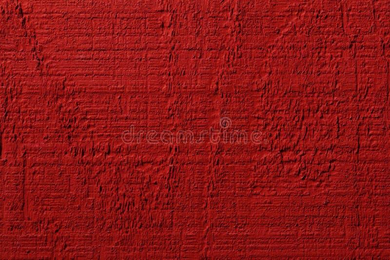 Fond rouge en bois de grange photo stock