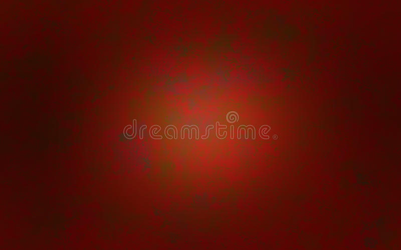 Fond rouge grunge illustration stock