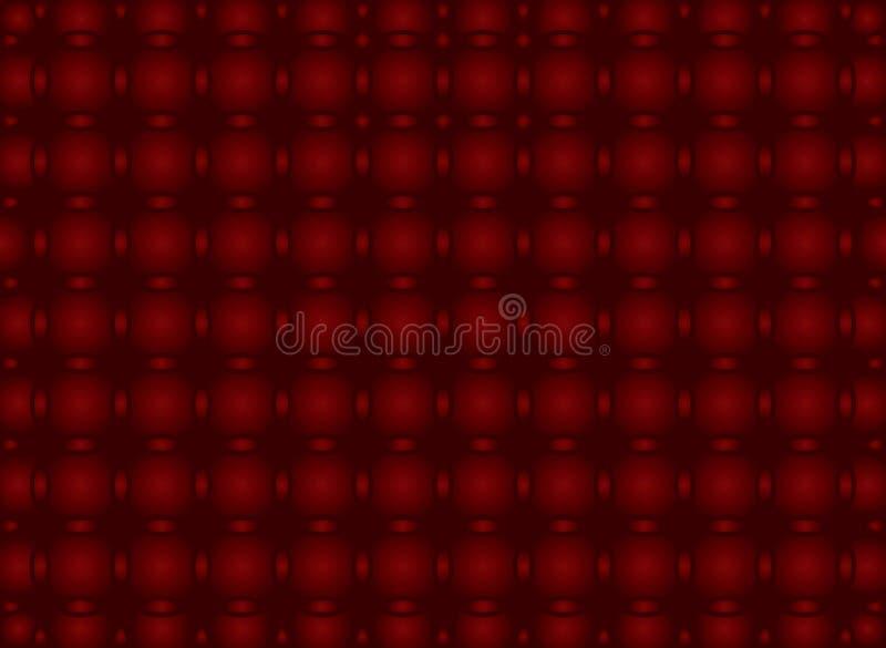 Fond rouge moderne illustration stock