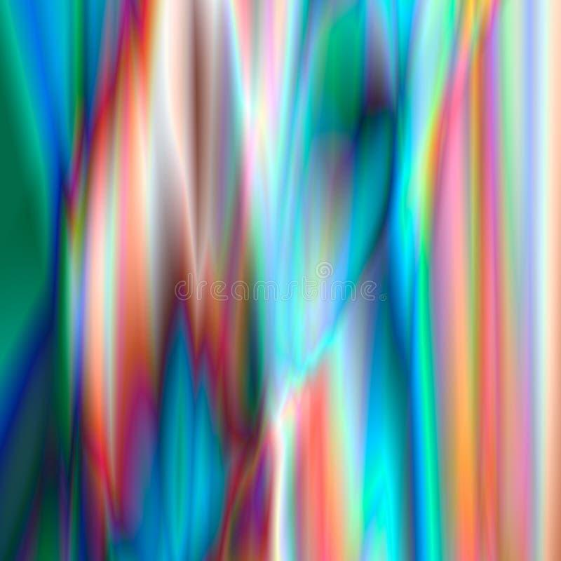 Fond rougeoyant coloré abstrait illustration libre de droits