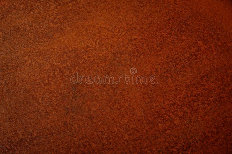 Fond rouillé balayé de texture en métal images libres de droits