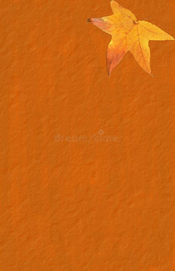 Fond sale d'automne illustration de vecteur