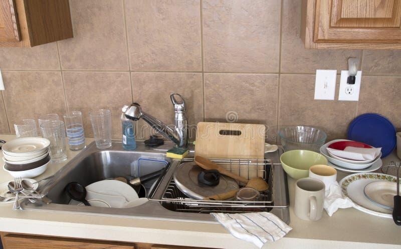 fond sale de cuisine image stock image du dishware. Black Bedroom Furniture Sets. Home Design Ideas