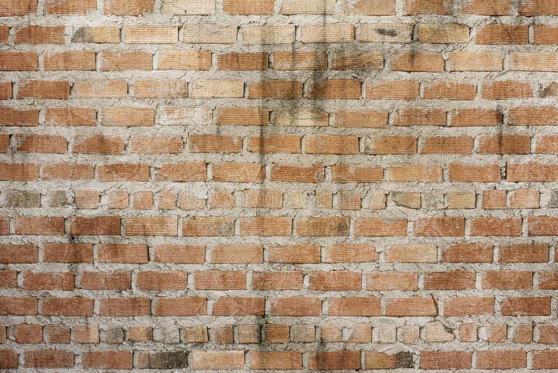 Fond sale grunge de texture de mur de briques de vintage images libres de droits