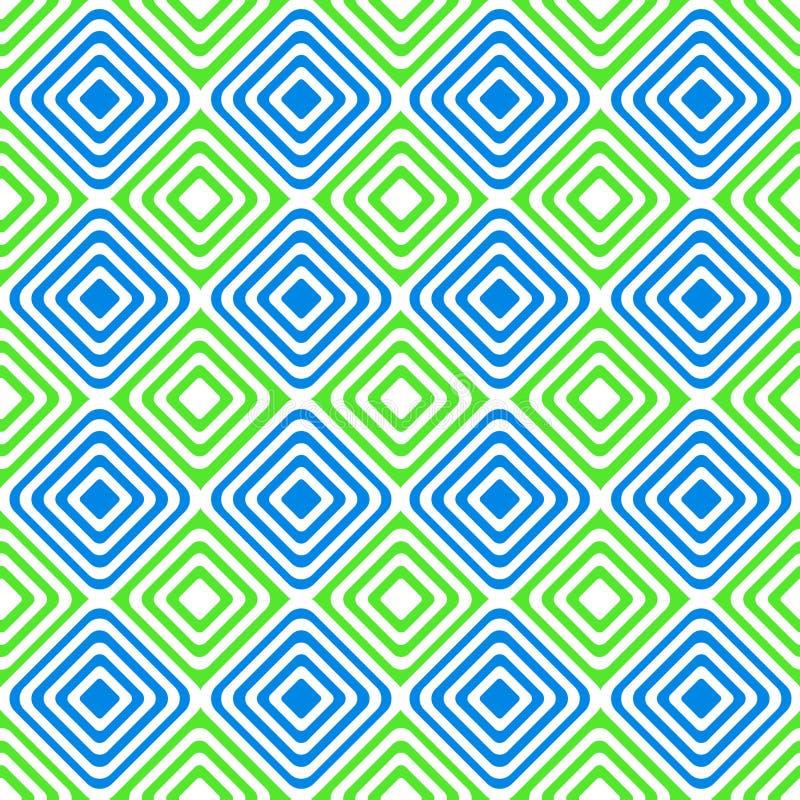 Fond sans couture abstrait de texture de places illustration de vecteur