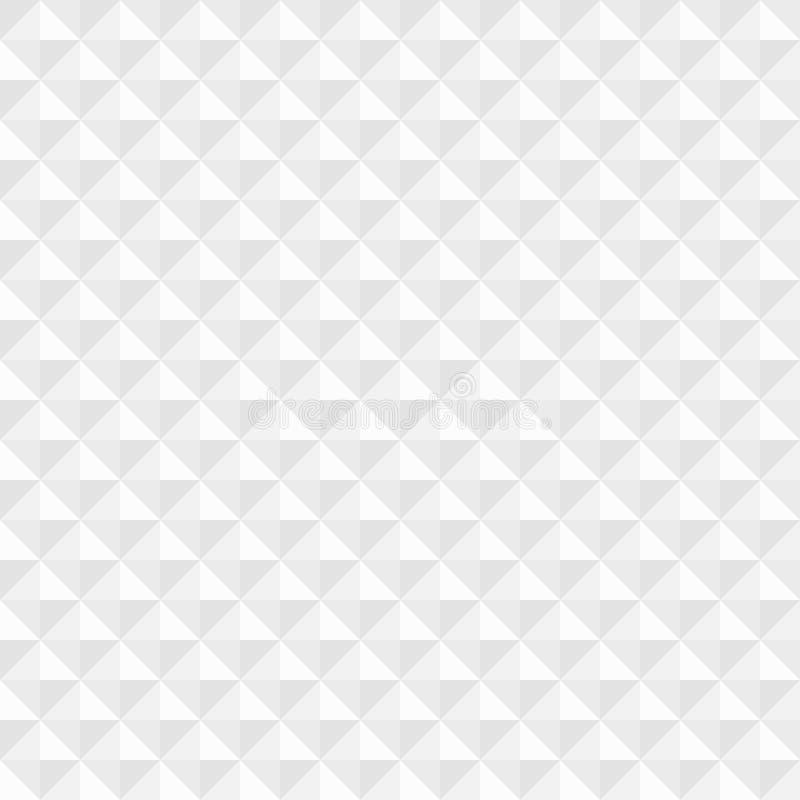 Fond sans couture carré géométrique blanc illustration de vecteur
