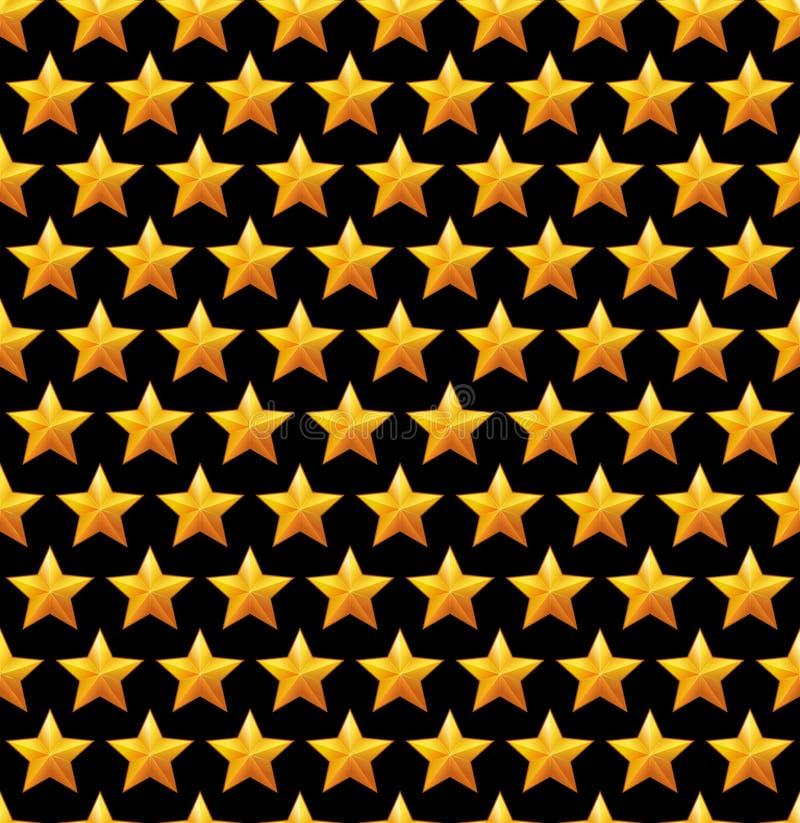 Download Fond Sans Couture D'étoile Configuration De Vecteur Illustration de Vecteur - Illustration du contraste, lumière: 45372252