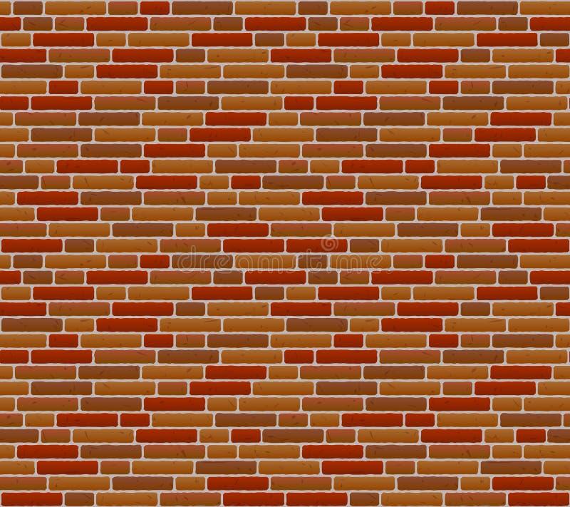 Fond sans couture de mur illustration libre de droits