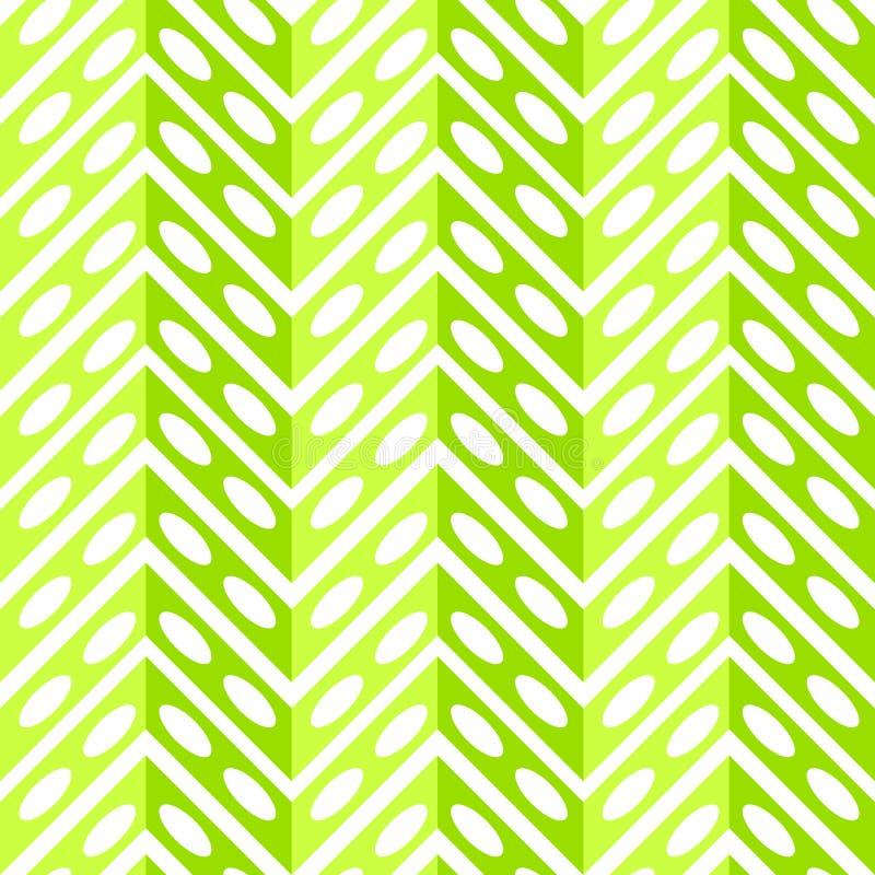 Fond sans couture de texture de zigzag illustration de vecteur