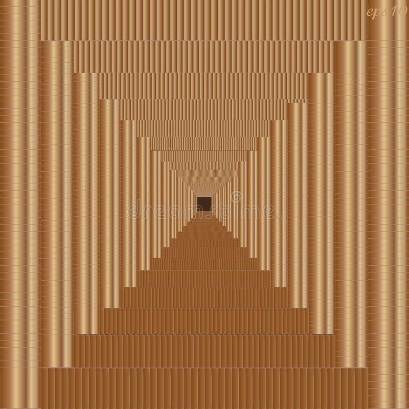 Fond symétrique de texture illustration libre de droits