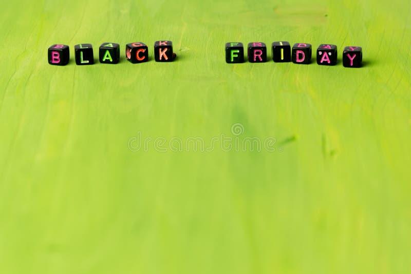 Fond symbolique de Black Friday image libre de droits