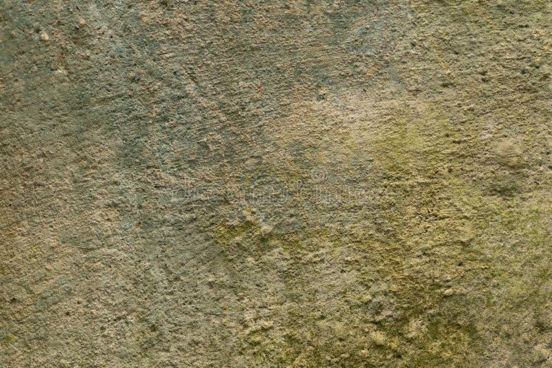 Fond, texture de cru de vieux béton de moule photographie stock libre de droits