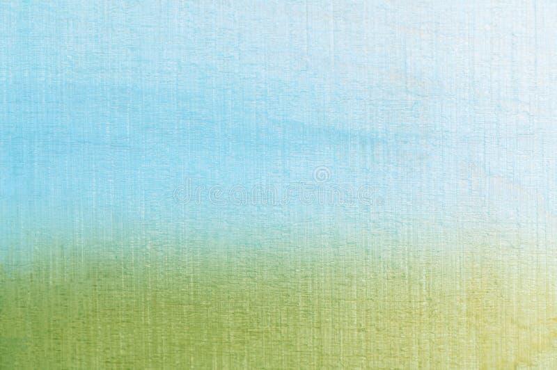 Fond texturisé d'herbe et de ciel photos stock