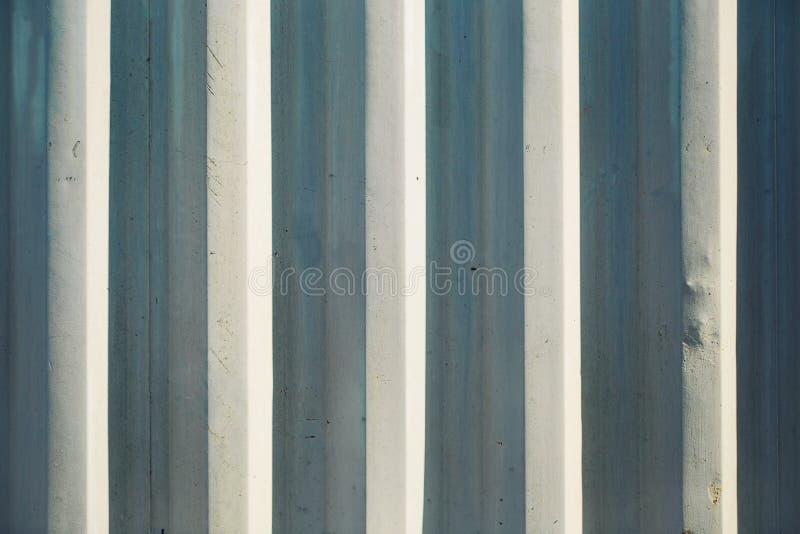 Fond texturisé de papier peint de panneau rouillé en métal images stock