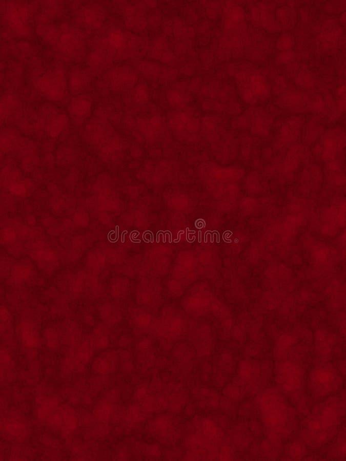 Fond texturisé de rouge riche illustration libre de droits