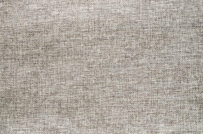 Fond texturisé de toile de jute Texture de toile à sac de toile image libre de droits