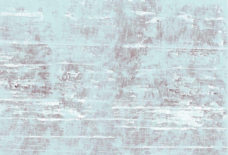 Fond texturisé en bois affligé de ressort photographie stock