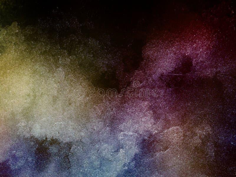 Fond texturisé ombragé multicolore de résumé texture grunge de papier de fond Papier peint de fond images libres de droits