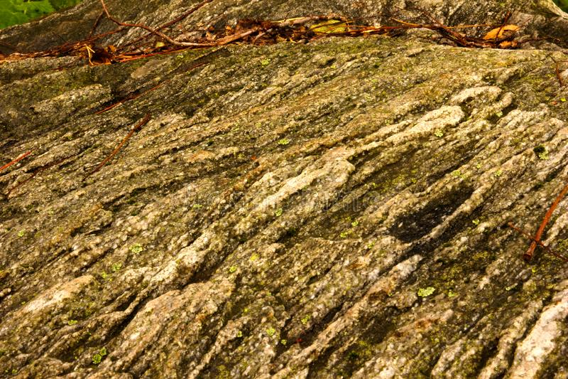 Fond tiré mou de texture de roche photographie stock