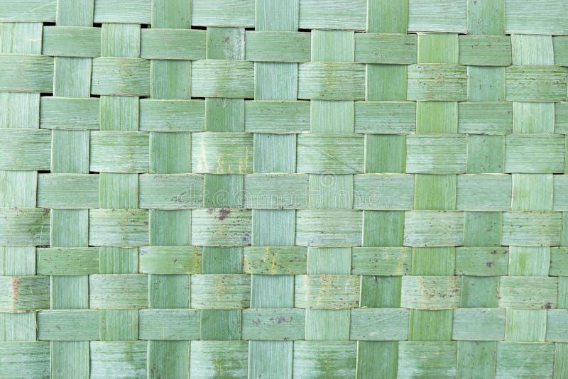 Fond tissé imparfait de harekeke de kete de lin au Nouvelle-Zélande, NZ photo libre de droits