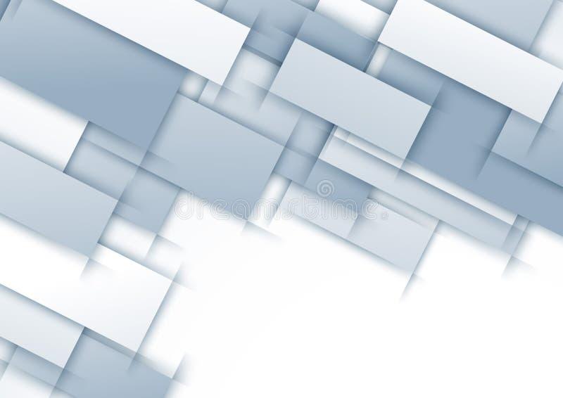 Fond tramé abstrait avec accrocher de tuiles illustration stock