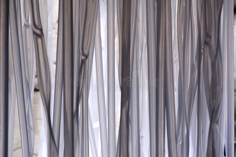 Fond transparent abstrait de boyau de l'eau photographie stock libre de droits