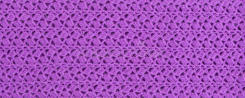 Fond tricoté de texture de tissu photographie stock