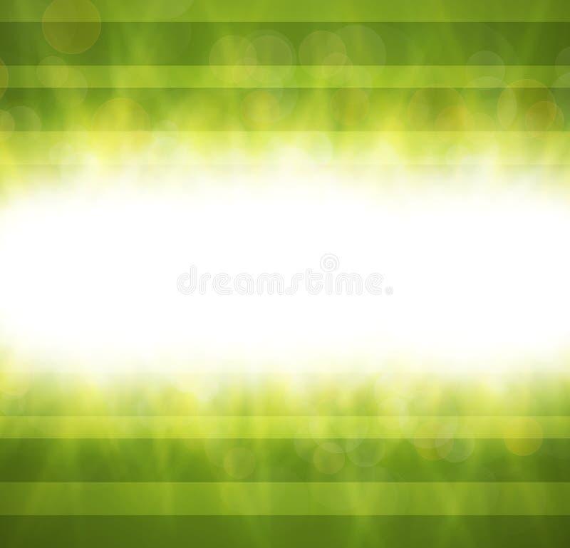 Fond trouble vert abstrait illustration de vecteur