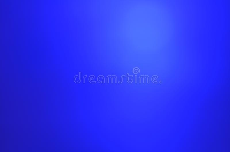 Fond unfocused de gradient bleu de couleur claire photo stock