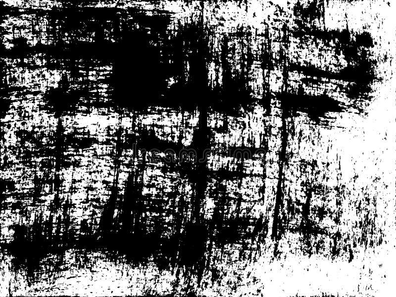 Fond urbain grunge d'éraflure Vecteur de texture Placez l'illustrati illustration libre de droits