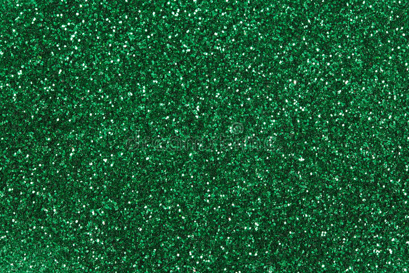 Fond vert abstrait de scintillement image libre de droits