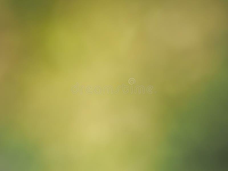Fond vert abstrait de tache floue photographie stock libre de droits