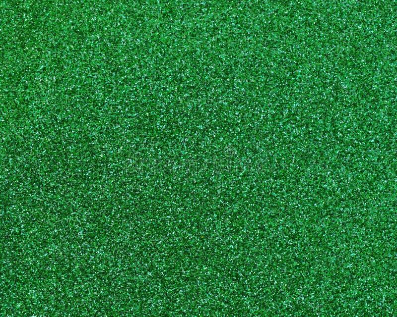 Fond vert d'abrégé sur texture de scintillement image libre de droits