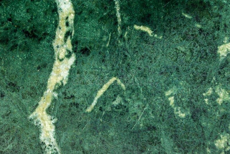 Fond vert de malachite, marbre vert détaillé photos libres de droits