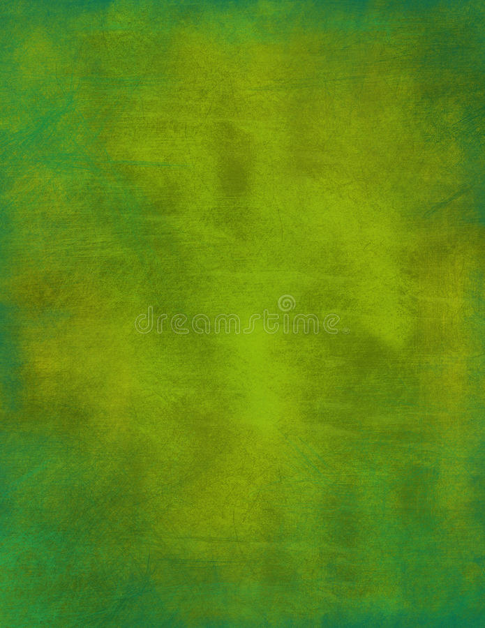 Fond vert de texture illustration stock