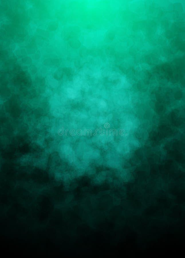 Fond vert de texture de l'eau illustration libre de droits