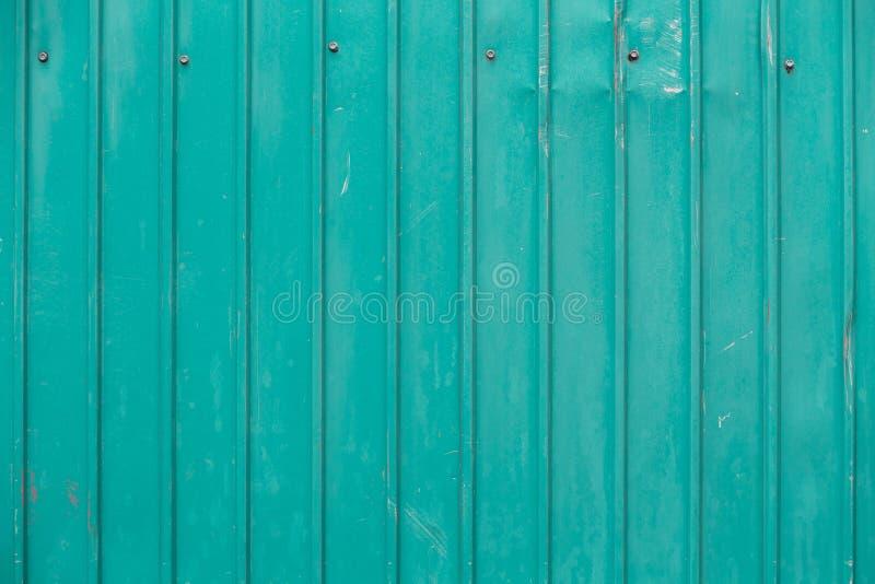 Fond vert de texture de feuillard de mur photo libre de droits