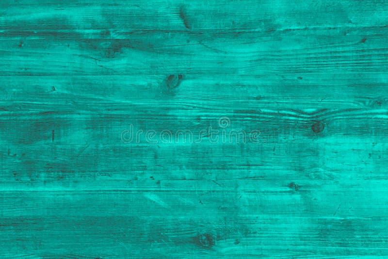 Fond vert en bois, texture abstraite en bois l?g?re images stock