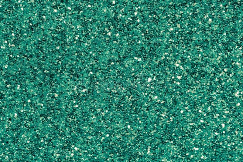 Fond vert vert de maquillage de scintillement photos stock