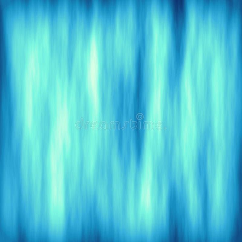 Fond vertical de flammes bleues photo stock