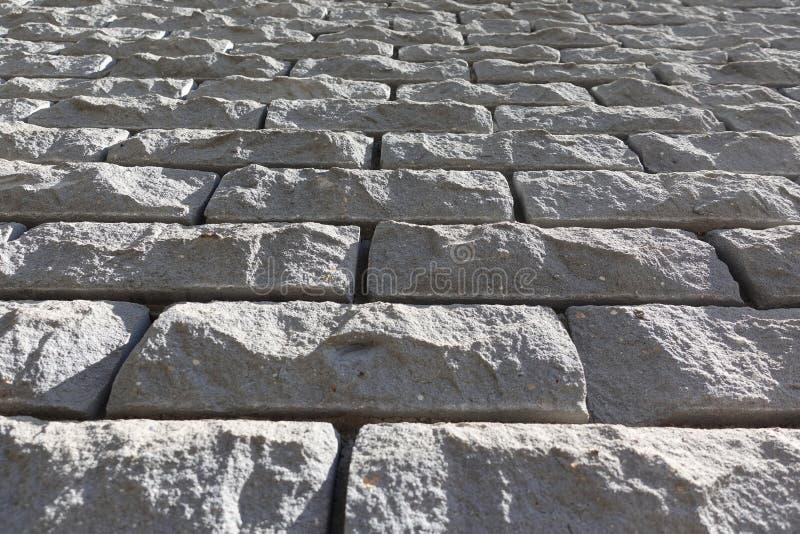 Fond Vieux mur de briques Structure texturis?e Conception abstraite d?corative Brique antique photographie stock libre de droits