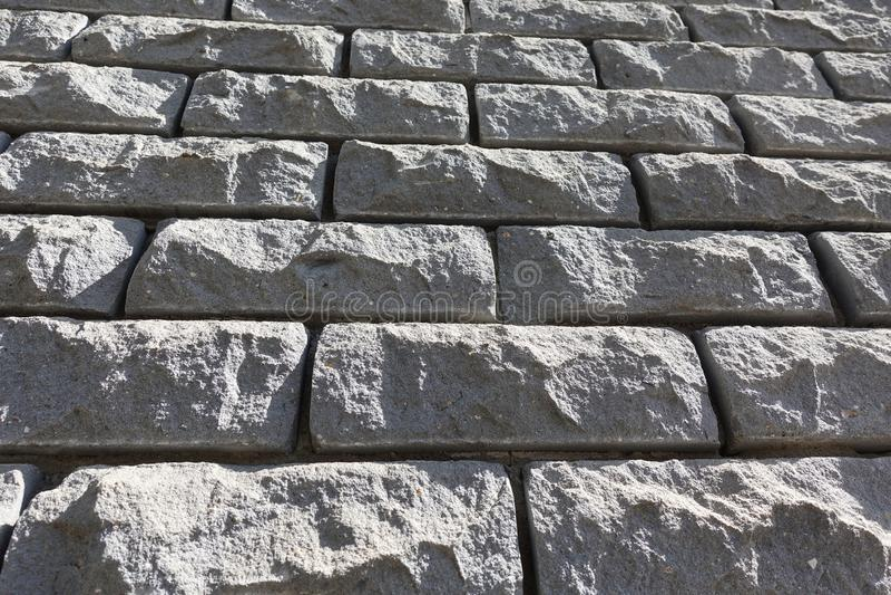 Fond Vieux mur de briques Structure texturis?e Conception abstraite d?corative Brique antique image stock
