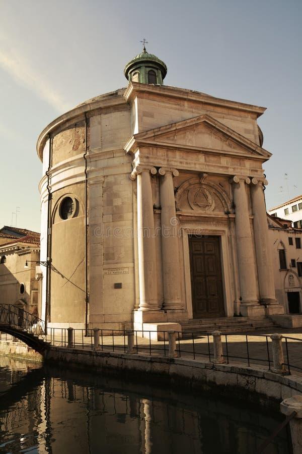 Fondamenta DE La Maddalena, Venetië, Italië, Europa royalty-vrije stock foto's