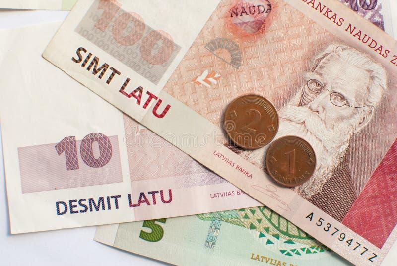 Fondi della Lettonia immagine stock