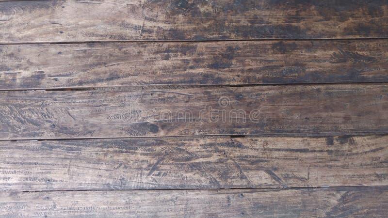 Fondo áspero de la textura de madera fotografía de archivo