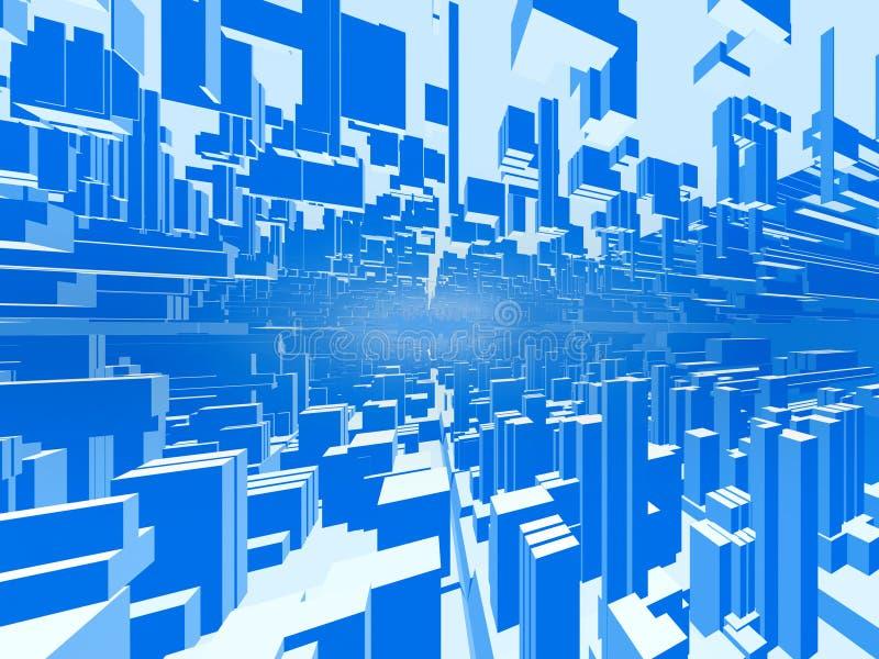 Download Fondo Abstracto #2 De La Ciudad Stock de ilustración - Ilustración de ciudad, rinda: 179698