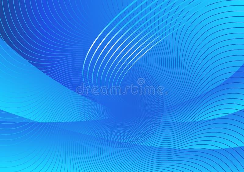 Fondo abstracto #2 de la tecnología libre illustration
