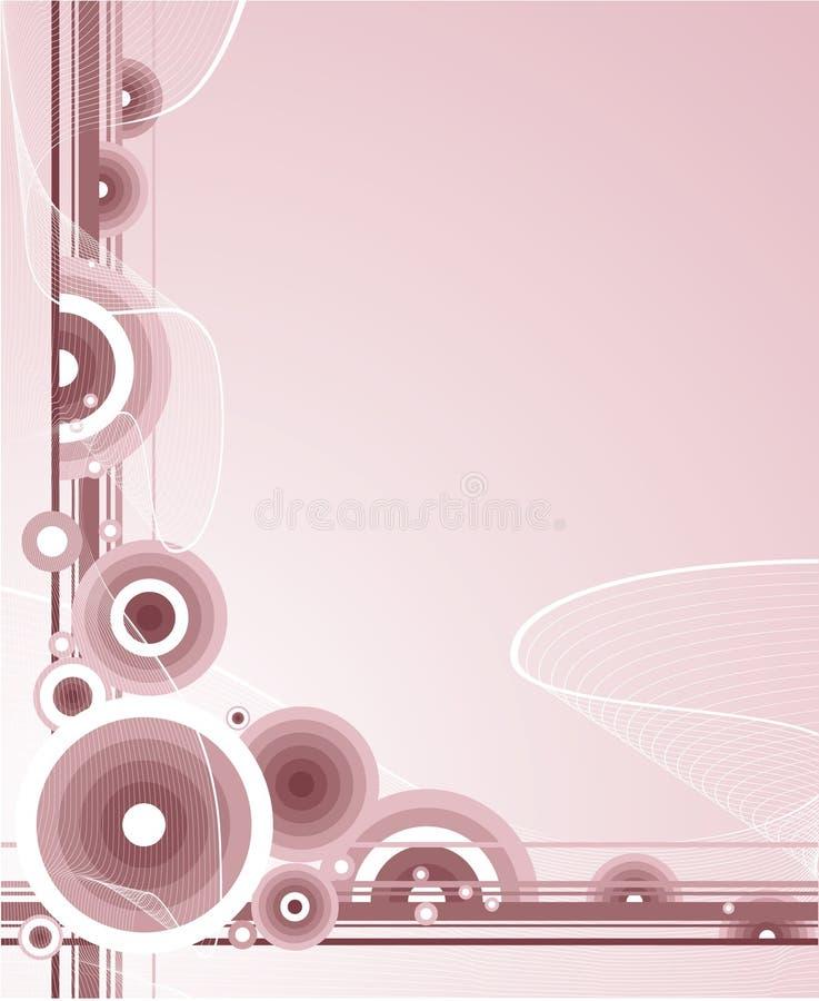 Fondo abstracto. stock de ilustración