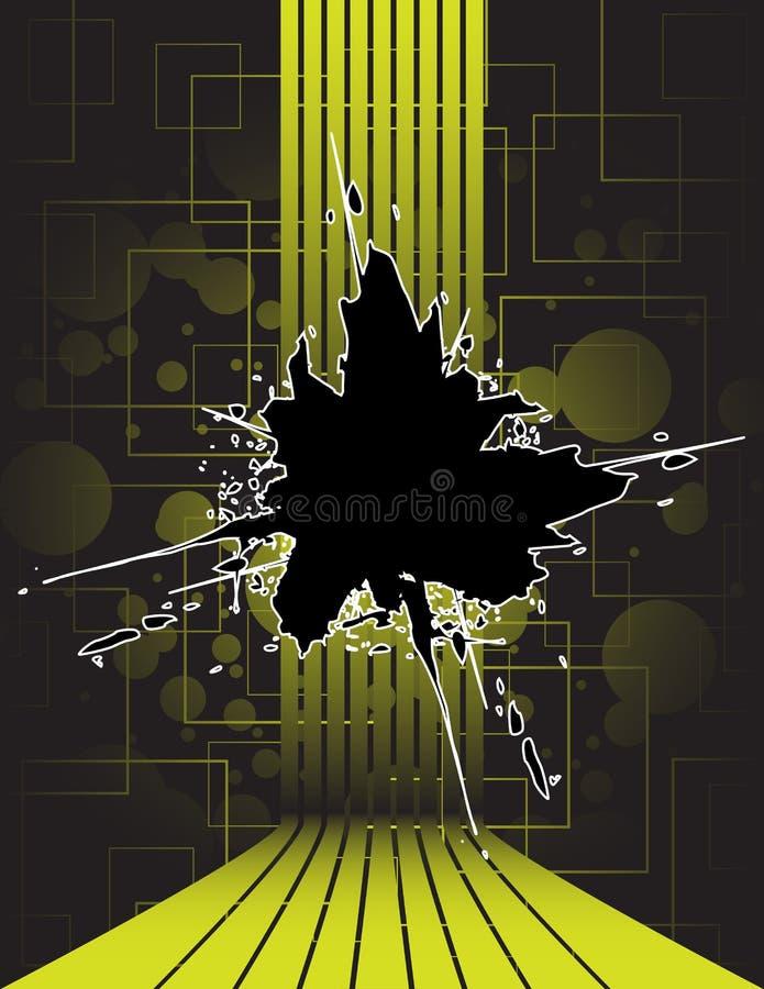 Download Fondo abstracto ilustración del vector. Ilustración de club - 7277464
